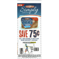 land o'frost simply delicious lunchmeat x5/13 (save $.75 off 1)