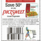 Pictsweet frozen vegetables x6/30 (save $.50 off 1)