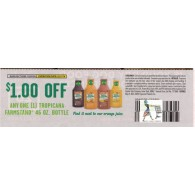 Tropicana Farmstand 46oz bottle x5/31 (save $1)