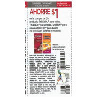 Tylenol/Motrin $1/1 children's or infants' product ets (9/30)***in spanish