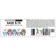 Kellogg's YoCrunch yogurt & cereal Save $.75 on any ONE 4.7-oz cup (10/10)